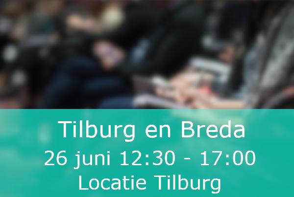 Tilburg en Breda